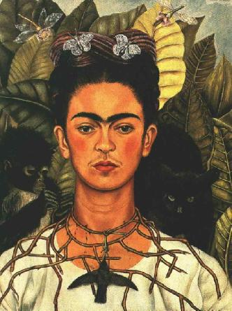 frida kahlo an amazing woman. Black Bedroom Furniture Sets. Home Design Ideas